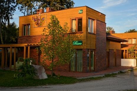 Domy Letnie - recepcja w Sarbinowie
