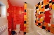 WC i prysznic w domu letniskowym dla 2 - 4 osób w Sarbinowie