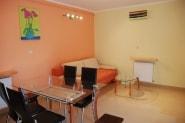 Salon w domu letniskowym dla 2 - 4 osób w Sarbinowie