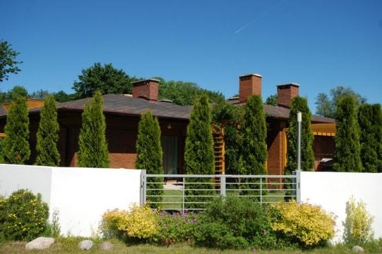 Dom letniskowy z jedną sypialnią w Sarbinowie